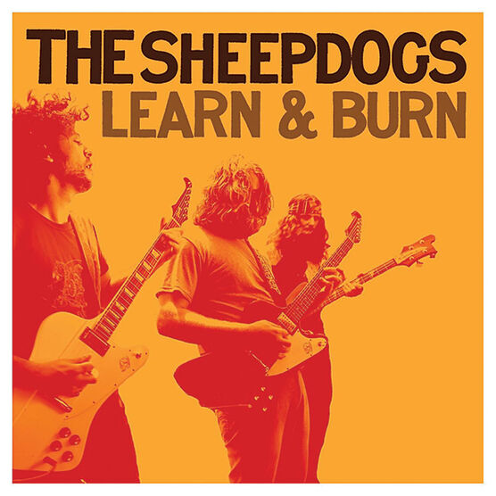 Sheepdogs, The - Learn & Burn - Vinyl