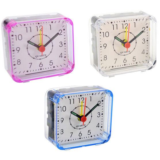 HRS Quartz Alarm Clock - ALCK51058