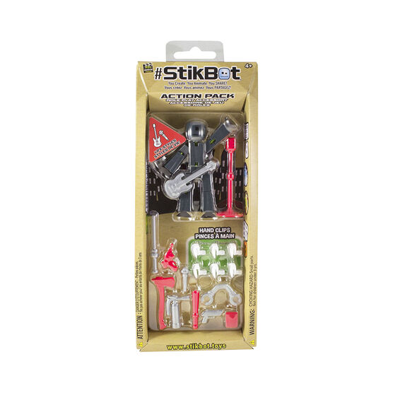 Stikbot Action Pack - Assorted