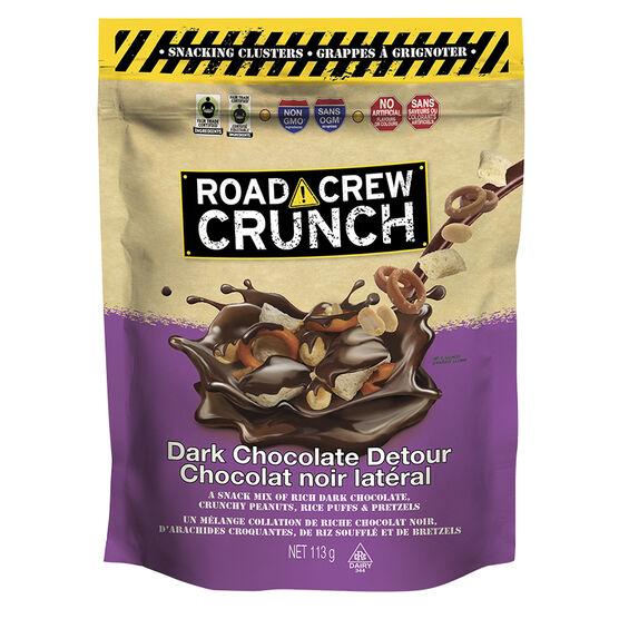 Road Crew Crunch - Dark Chocolate Detour - 113g