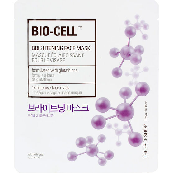 BIO-CELL Brightening Face Mask - 25g