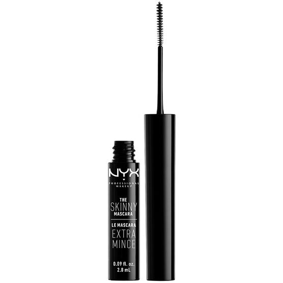 NYX Professional Makeup The Skinny Mascara - Black