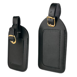 Travel Smart Leather Luggage Tag