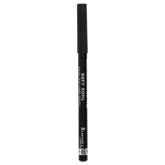 Rimmel Soft Kohl Kajal Eye Pencil - Jet Black