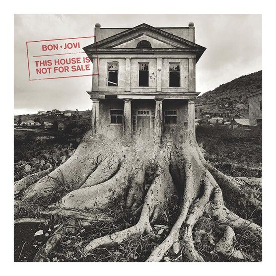Bon Jovi - This House Is Not For Sale - Vinyl