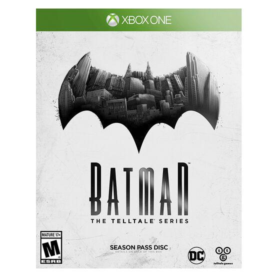 Xbox One Batman: The Telltale Series