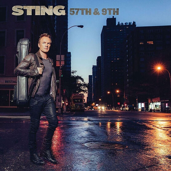 Sting - 57th and 9th - CD