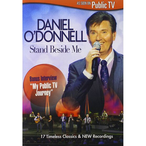 Daniel O'Donnell - Stand Beside Me - DVD