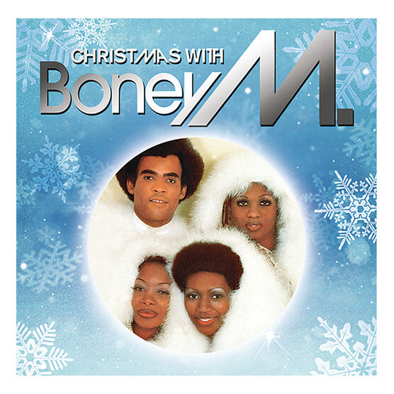 Boney M - Christmas with Boney M - CD