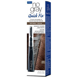 No Gray Quick Fix - Brown - 14.2ml