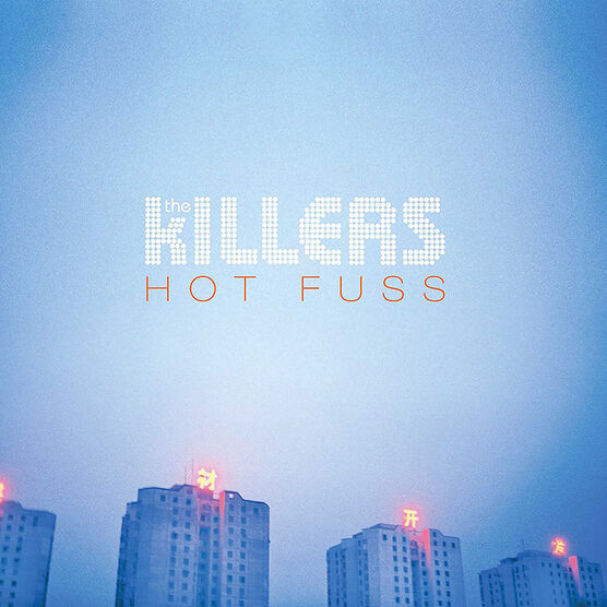 The Killers - Hot Fuss - Vinyl