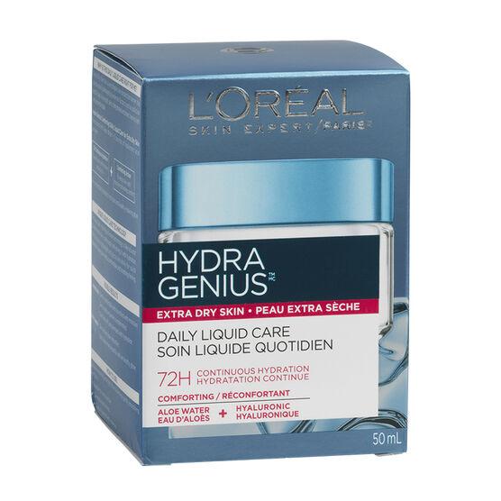 L'Oreal Hydra Genius Moisturizer Daily Liquid Care - Extra Dry Skin - 50ml