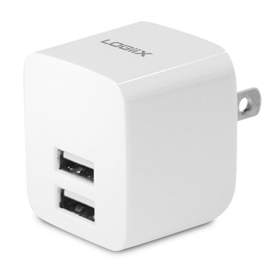 Logiix USB Power Cube Rapide - White - LGX11743