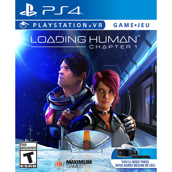 PS VR Loading Human Chapter 1