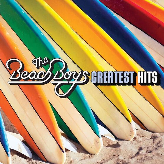 The Beach Boys - Greatest Hits - CD