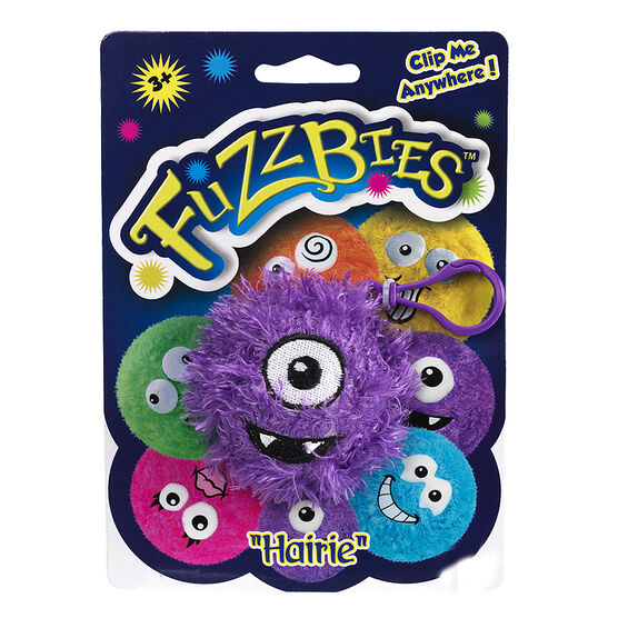 Fuzzbies Clip-On - Assorted