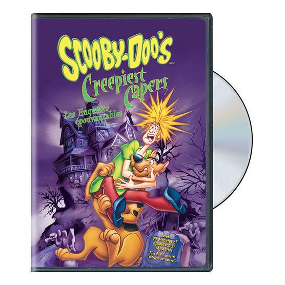 Scooby-Doo's Creepiest Capers - DVD