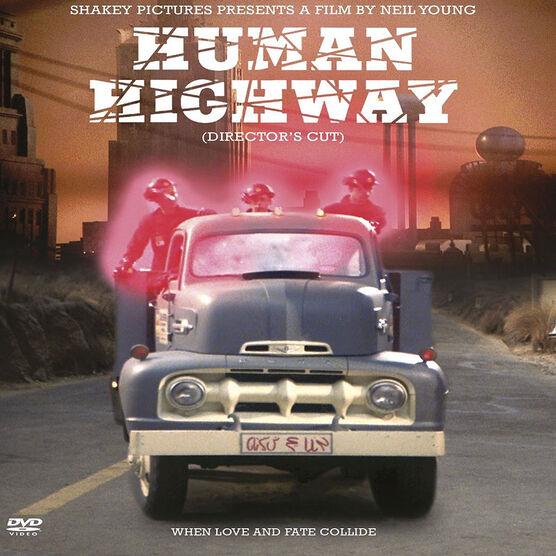 Human Highway - DVD