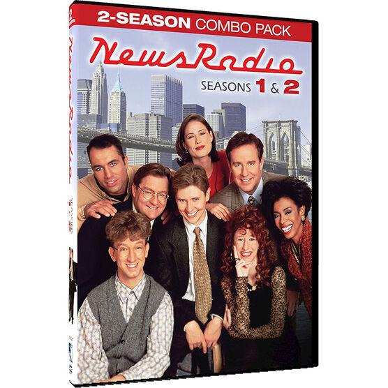 NewsRadio: Seasons 1 and 2 - DVD