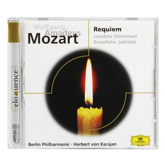 Mozart - Requiem - CD