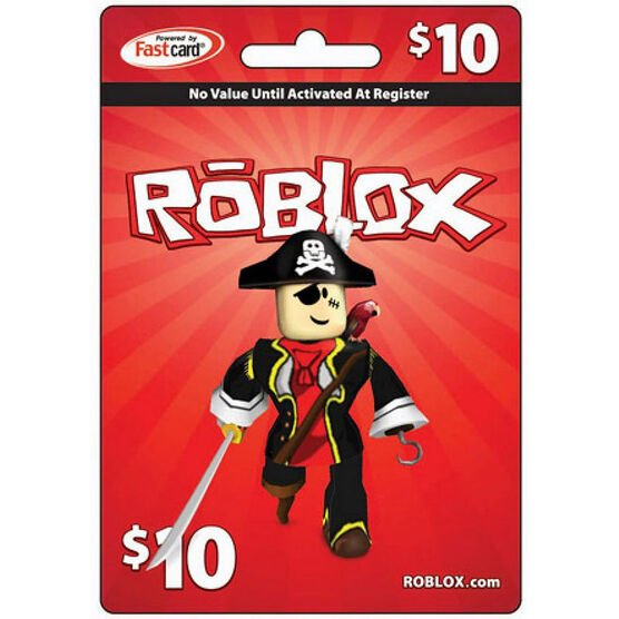 Roblox $10 Gift Card