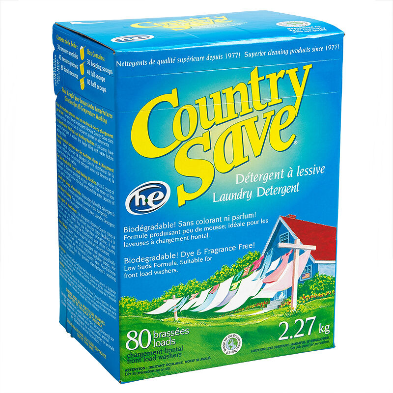 country save he laundry detergent 227kg