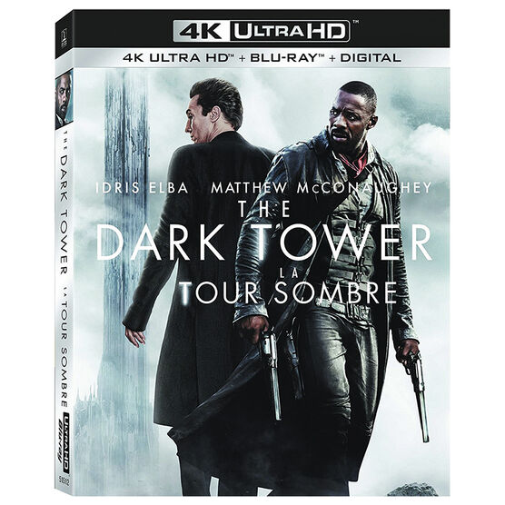 The Dark Tower - UHD 4K Blu-ray