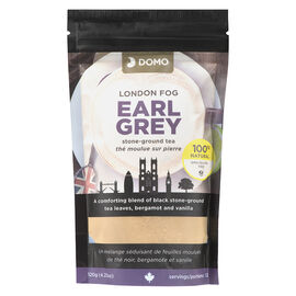 Domo Stone-Ground London Fog - Earl Grey - 120g