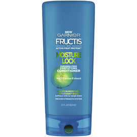 Garnier Fructis Moisture Lock Shampoo - Dry to Normal - 621ml
