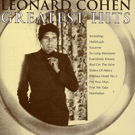 Cohen, Leonard - Greatest Hits - Vinyl