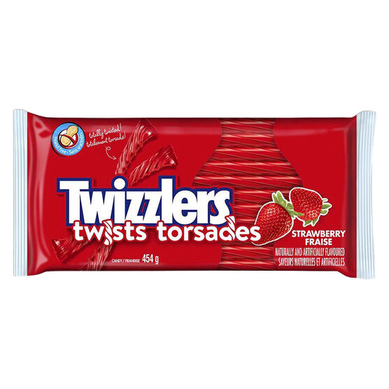 Twizzler - Strawberry - 454g