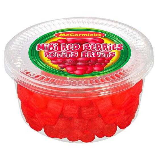 McCormicks Mini Red Berries Tub - 600g
