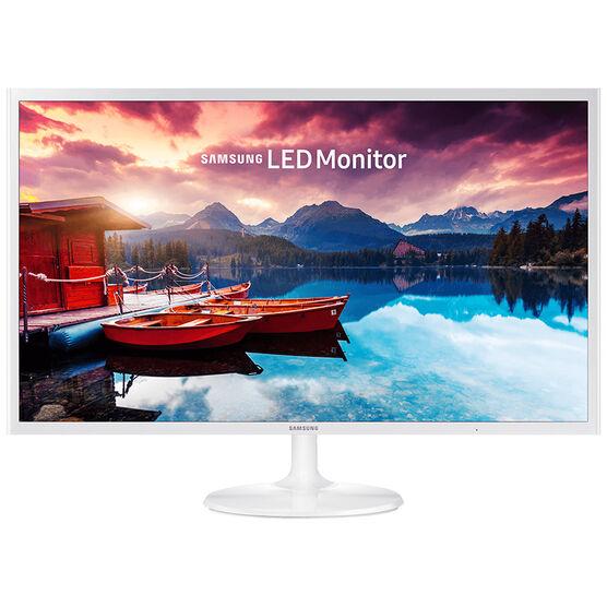 Samsung S32F351 32inch FHD Monitor - White - LS32F351FUNXZA