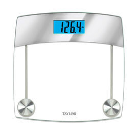 Taylor Digital Glass Bathroom Scale - 75244193EF