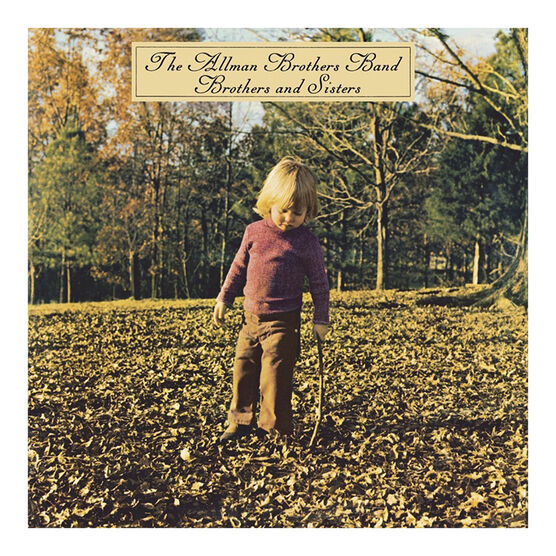 The Allman Brothers Band - Brothers and Sisters (Remastered) - Vinyl