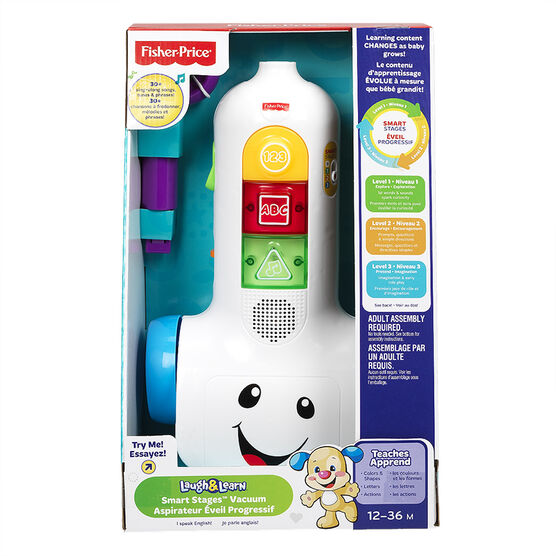 Fisher Price Laugh & Learn Toy - BFK71 - Assorted