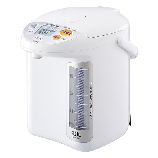 Zojirushi Water Boiler - 4L - White - CD-LFC40