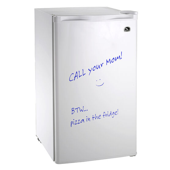 Igloo 3.2 cu.ft. Eraser Board Refrigerator - White - FR326