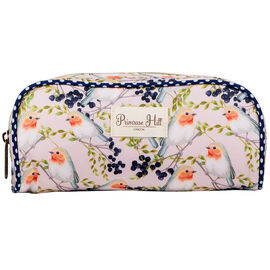 Primrose Hill Robins & Roses Pencil Case - A005138LDC