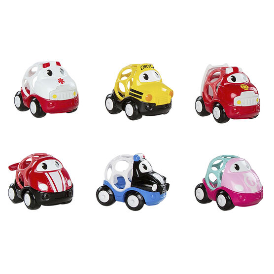 Oball Go Grippers Vehicles - Assorted