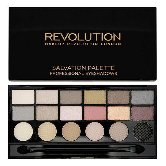 Makeup Revolution Eyeshadow Palette - Salvation - Run Boy