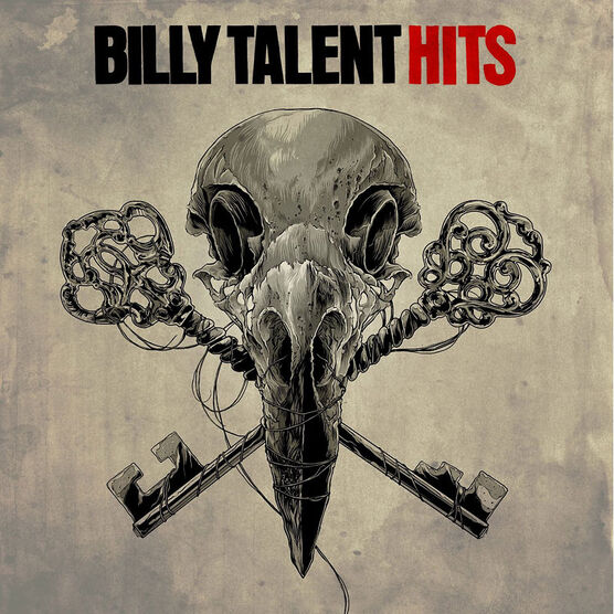 Billy Talent - Hits - CD