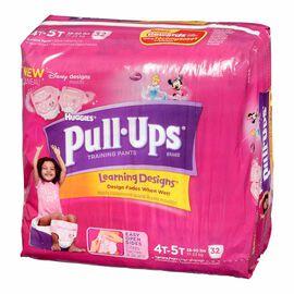 Pull Ups Training Pants - Girls - Size 4-5 - 32's