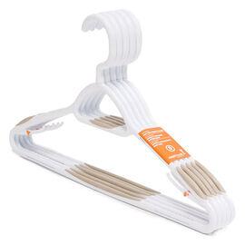 Neatfreak Non-slip Hangers - 5 pack - White