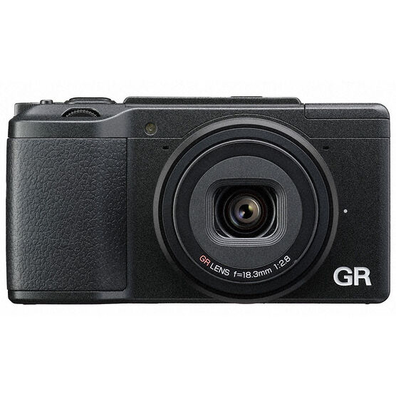 Ricoh GR II - Black - 175843