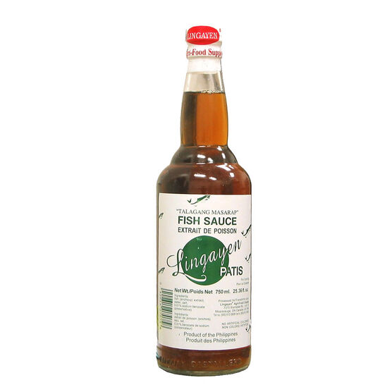 Lingayen Fish Sauce - 750ml