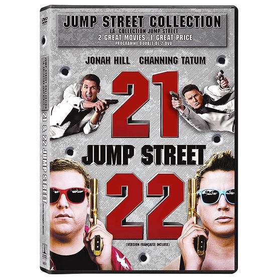 Jump Street Collection: 21 Jump Street And 22 Jump Street - 2 DVD