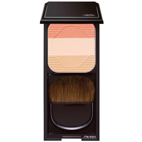 Shiseido Face Colour Enhancing Trio - Peach