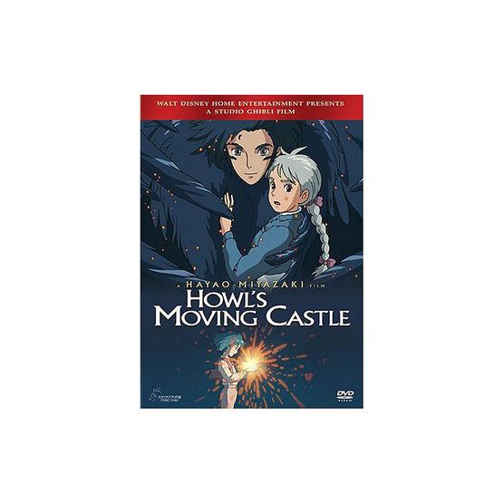 Howl's Moving Castle - DVD