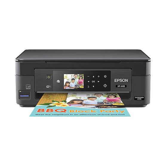 Epson Expression XP-440 Small in One Multifunction Printer -  C11CF27201